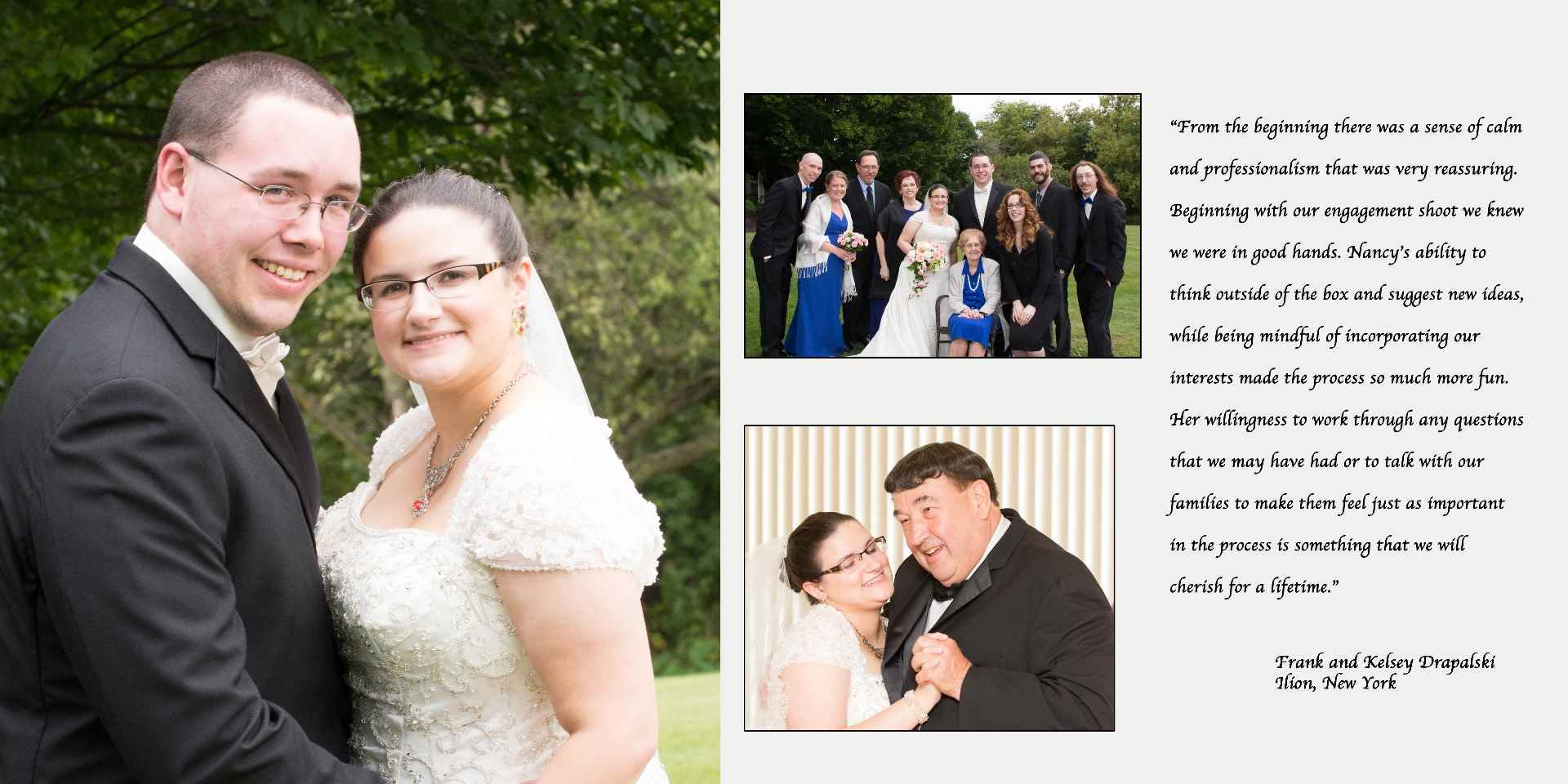 Central NY Wedding Photographer, Hart Hill Weddings Whitesboro NY