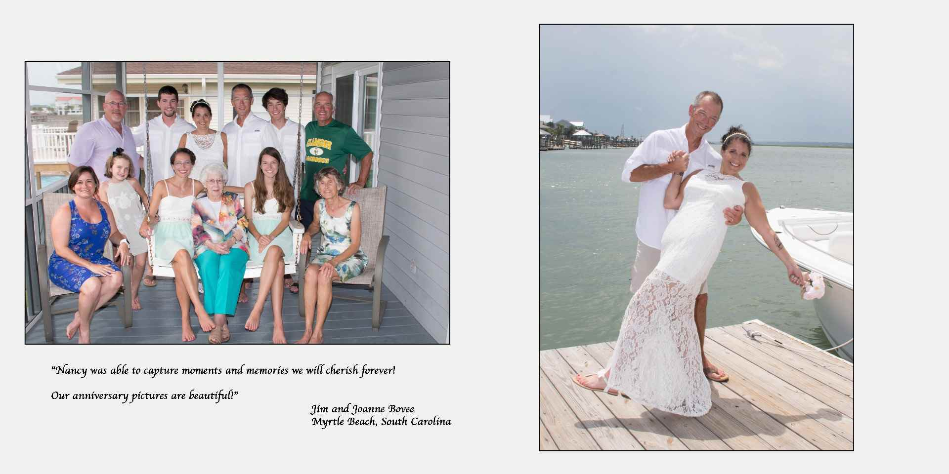 Destination Wedding Photographer, Myrtle Beach Weddings, Small Wedding Photographer